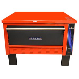 "DECK PIZZA BAKE OVEN (48""X42) COLOR"