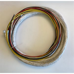 CONVEYOR HARNESS WIRES WITH SLEEVE FOR 6032